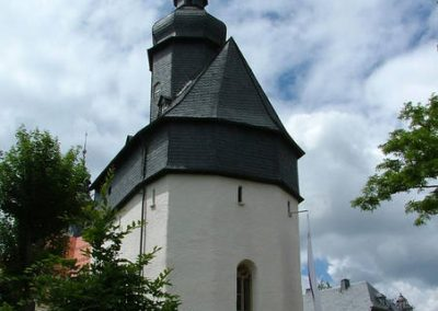 Kurpension-Woelfel-Bad-Steben-Wehrkirche